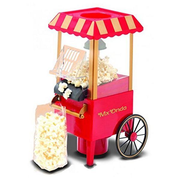 Popcornsmaskine Mx Onda MX-PM2778