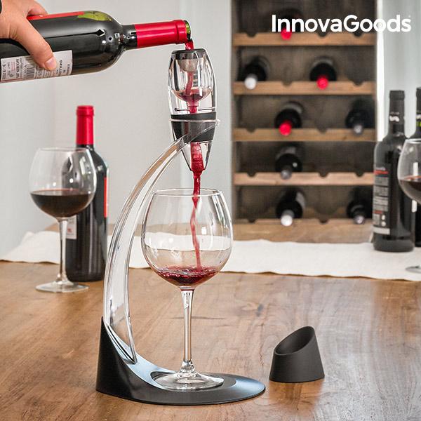 InnovaGoods Professionel Vinkaraffel