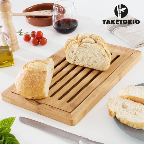 TakeTokio Bamboo Brødbræt