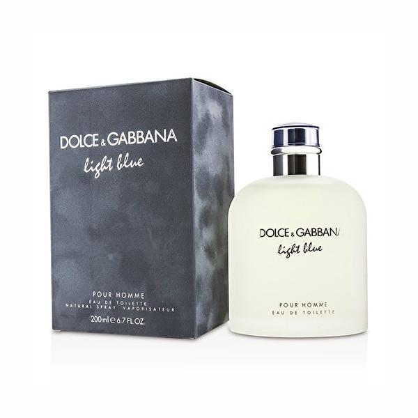 Herreparfume Light Blue Dolce & Gabbana EDT (200 ml)