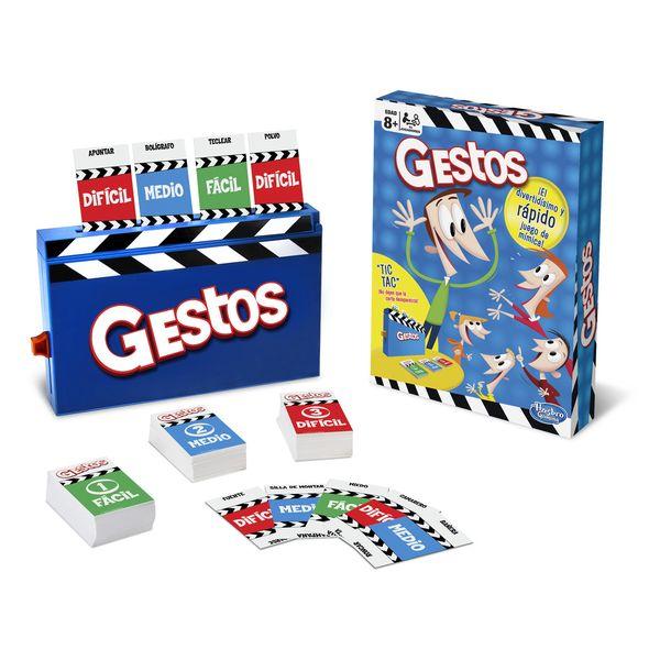 Gestures (Gæt og grimasser) Hasbro