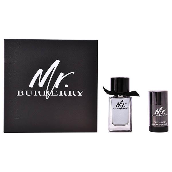 Parfume sæt til mænd Mr Burberry Burberry (2 pcs)