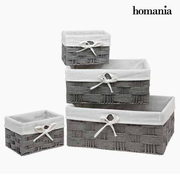 Set med kurve Homania 3067 (4 pcs)