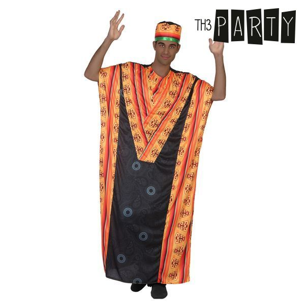 Kostume til voksne Afrikansk mand