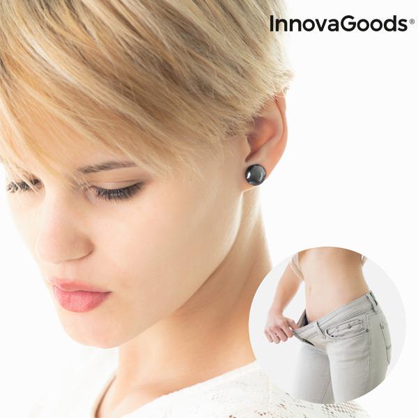 Biomagnetiske slankende øreringe Slimagnetic InnovaGoods