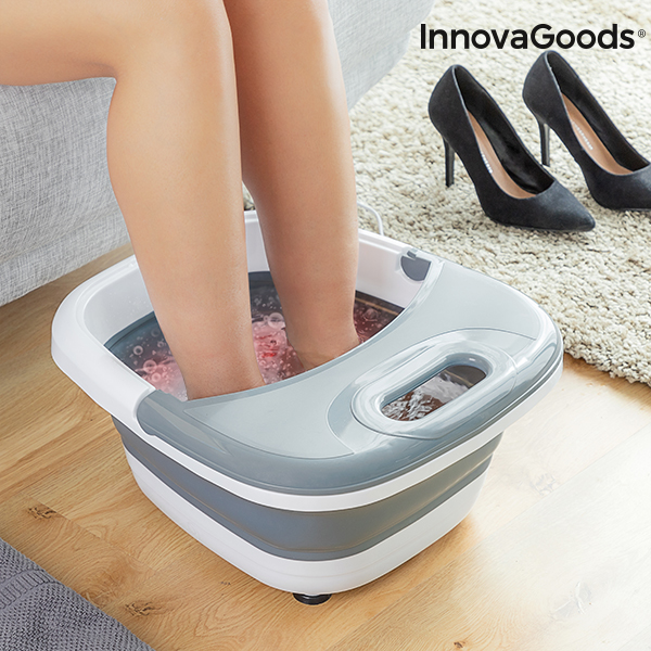 Sammenfoldelig fod spa Aqua·relax InnovaGoods 450W