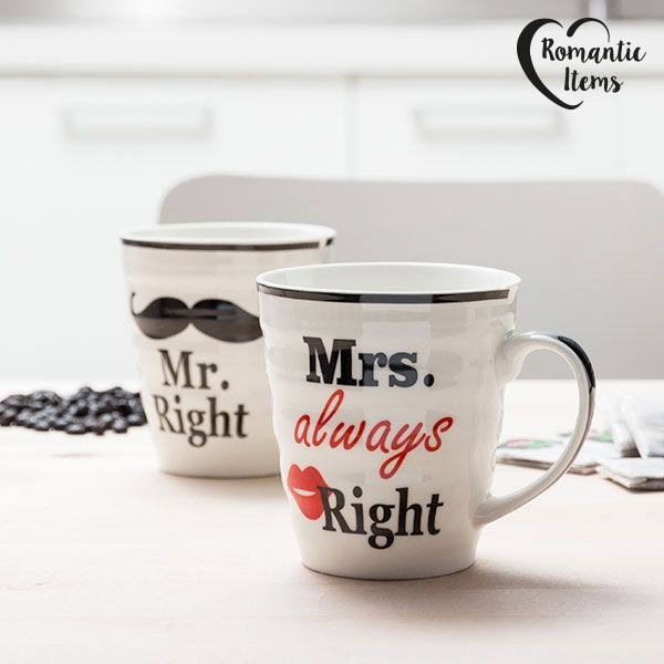 Mr. Right & Mrs. Always Right Krus