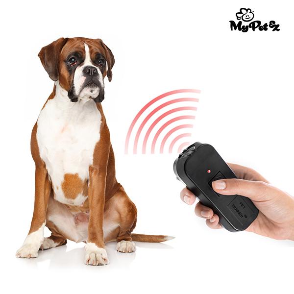 My Pet Trainer Ultralydsfjernbetjening til at Træne Kæledyr