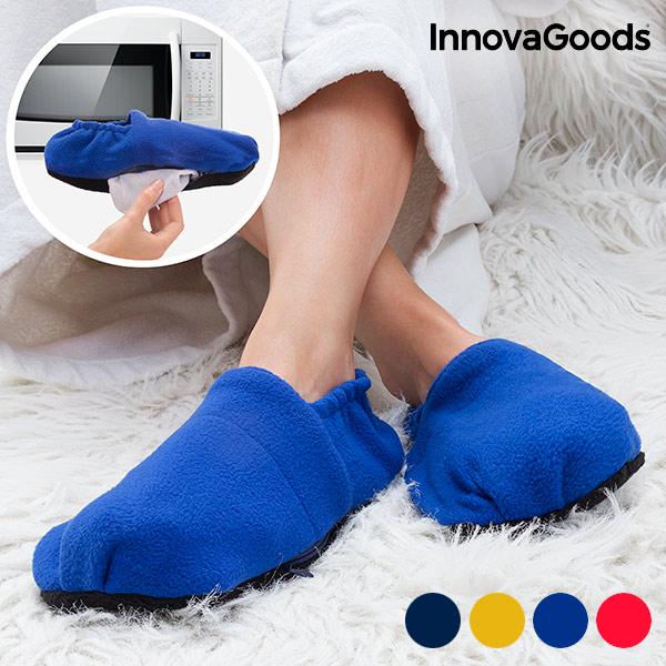 InnovaGoods Slippers til Mikroovn
