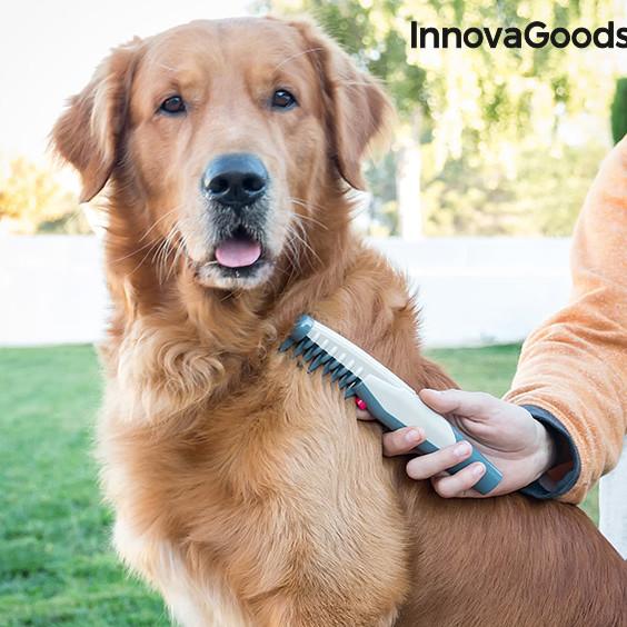 InnovaGoods Elektrisk Skærekam til Filtret Hundehår