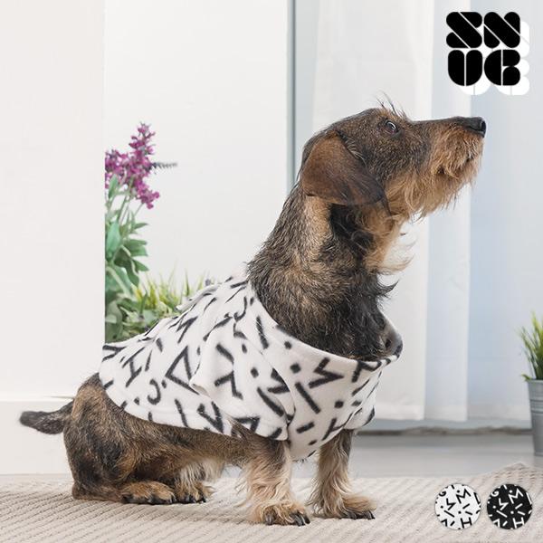 Symbols Snug Snug One Doggy Hundetæppe med Ærmer