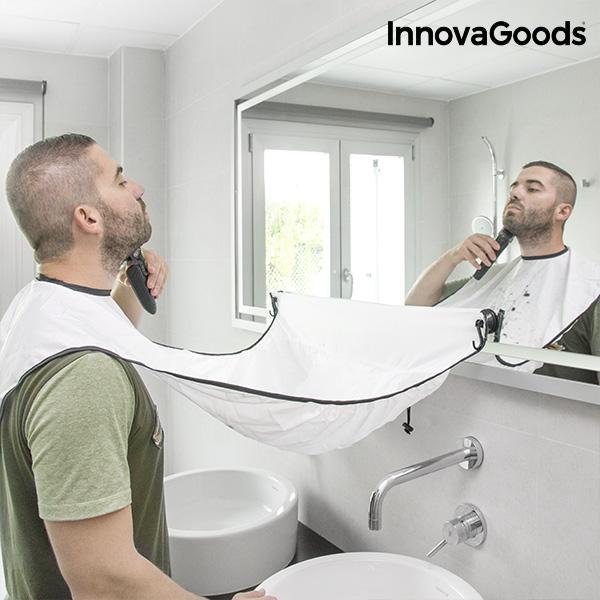 InnovaGoods Barber Bib med Sugekopper