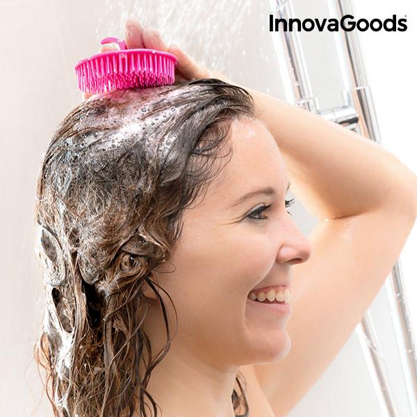 InnovaGoods Shampoo Børste