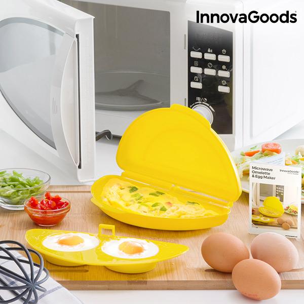 InnovaGoods Omelette & Æg Skaber