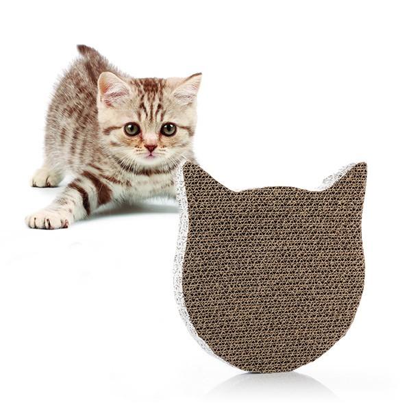 Kradsebrætter til katte Scratch