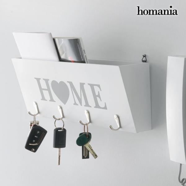 Homania Vægorganisator med Rum